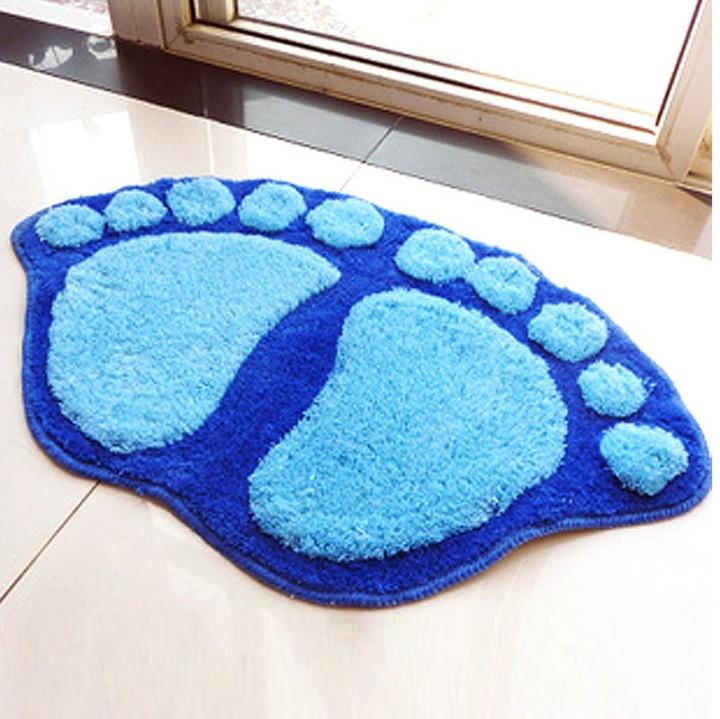 Оригинальный коврик для ванной