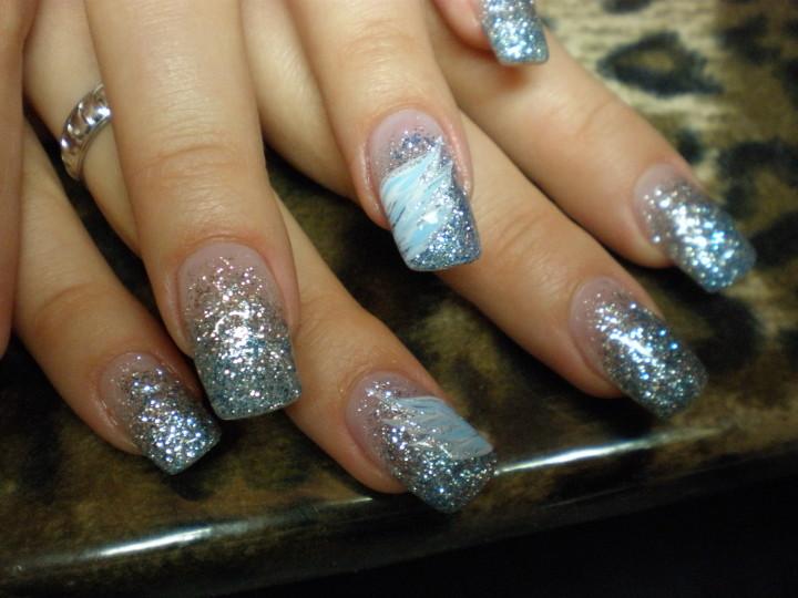 Идеи новогоднего дизайна ногтей