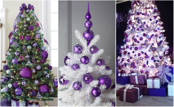 Декор новогодней елки 2016