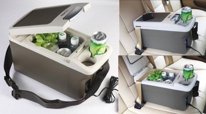 Автомобильный холодильник для туризма и не только