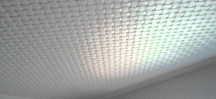 Инжекционная плитка для потолка