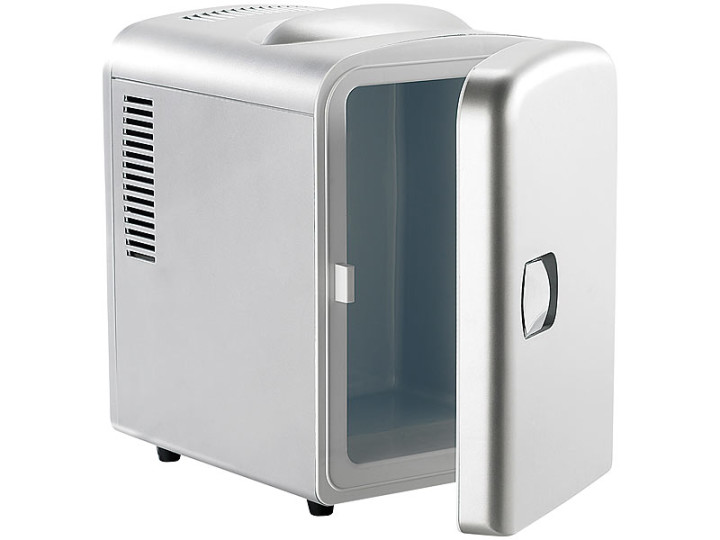 Автомобильный холодильник обеспечит свежесть продуктов
