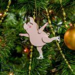 Оригинальный новогодний декор своими руками к 2019 году Свиньи