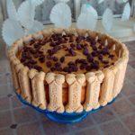 Фото 61: Торт с печеньем-косточками