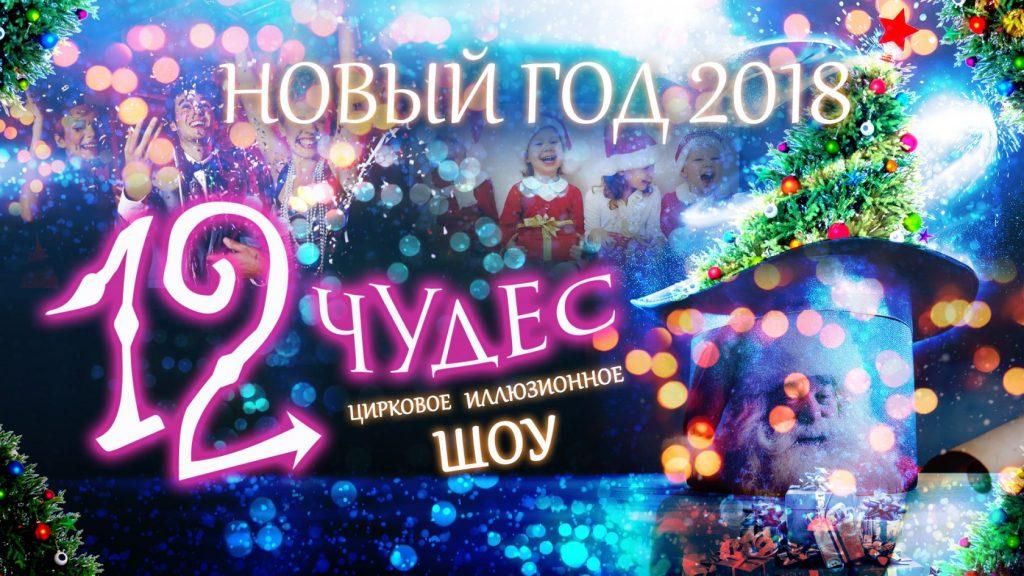 Шоу новогодних чудес в концертном зале «Измайлово»