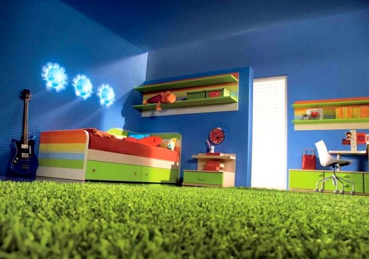 ковровое покрытие Для детской2