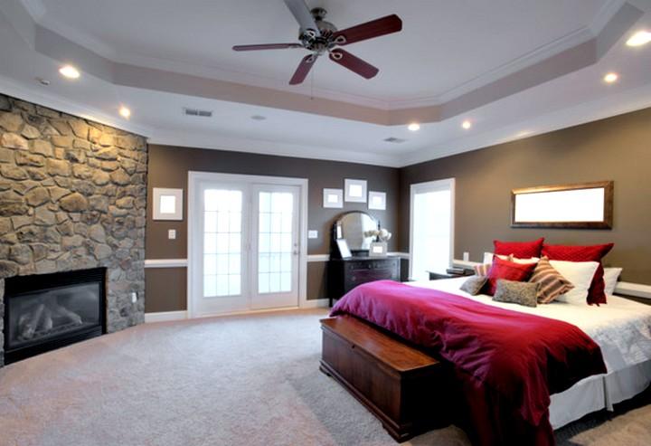 ковровое покрытие для спальни3