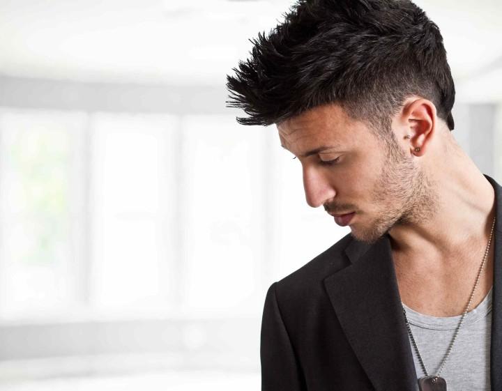 модные короткие мужские стрижки 2016