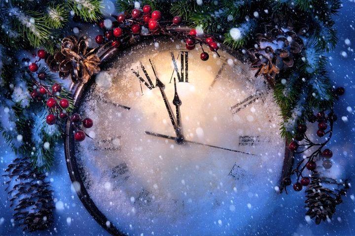 Отдых на новогодние праздники
