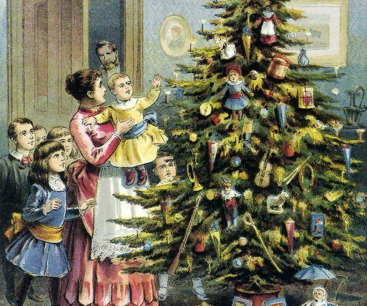 В канун Рождества в России
