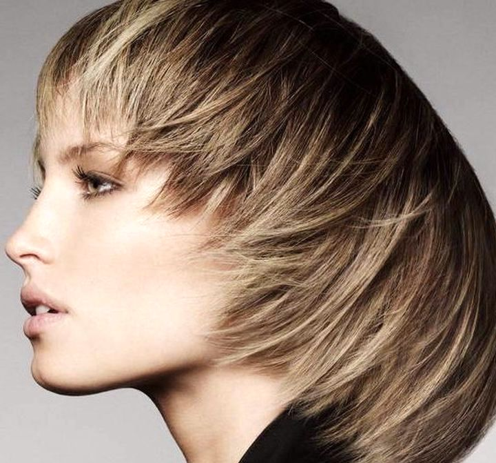 Колорированные волосы