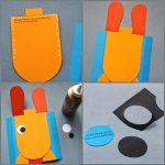 Фото 93: Изготовление открытки с собачкой