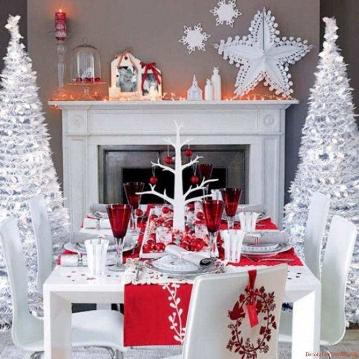 Новогоднее украшение интерьера: что выбрать?