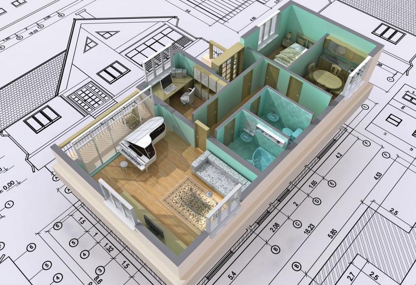 Создание проекта дома