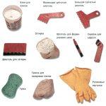 Фото 25: Инструменты для укладки плитки