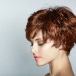 Фото 59: Стрижка каскад на короткие волосы