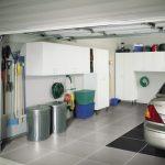 Фото 67: Керамогранит Грес в гараже