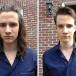 Фото 68: Длинные и короткие волосы у мальчика