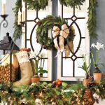 Фото 46: Новогоднее украшение окна