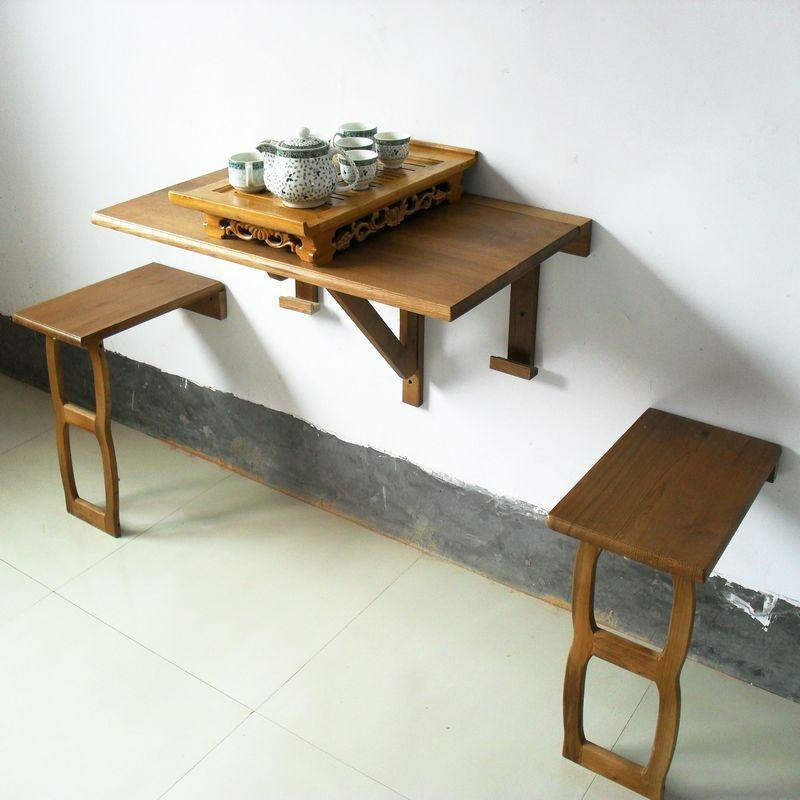 Откидные столики для кухни своими руками 49