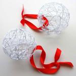 Фото 24: Ниточные шарики