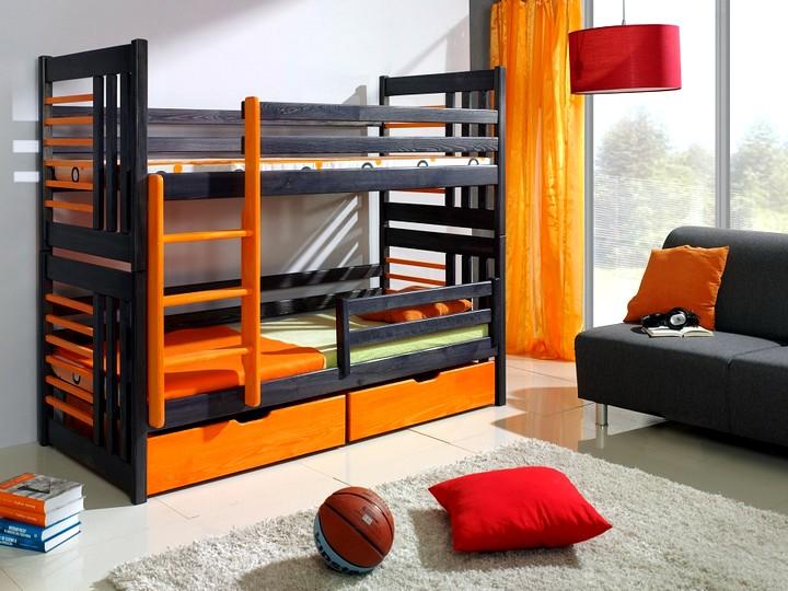 Двухъярусная детская кровать-трансформер Роланд