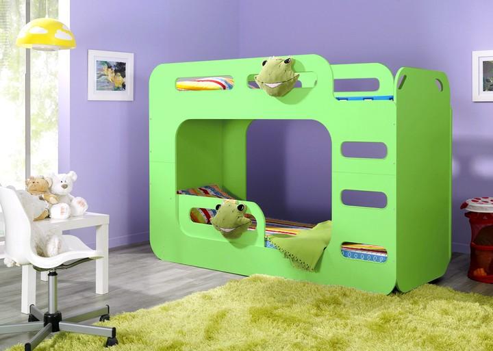 Двухъярусная кровать для детей 4