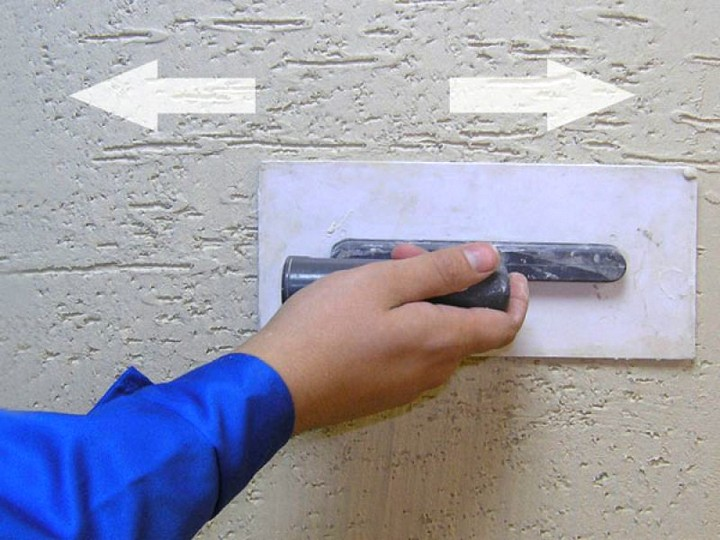 Декоративная штукатурка короед (2)