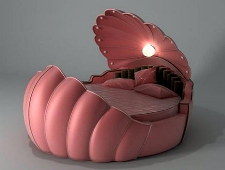 Детские кроватки для девочек 3