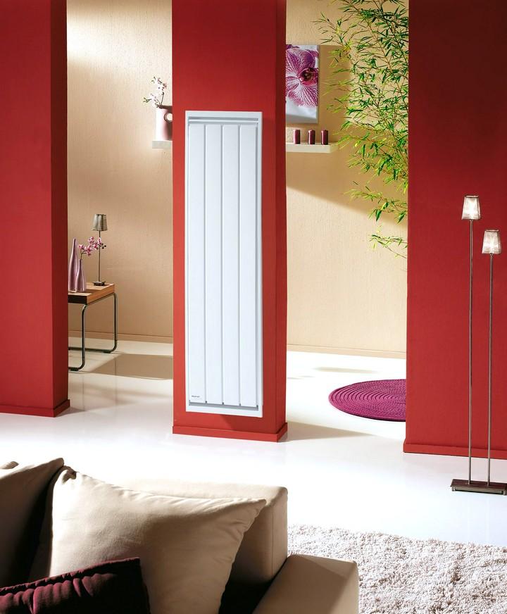 Конвекторы для электрического отопления дома Noirot Calidou Plus