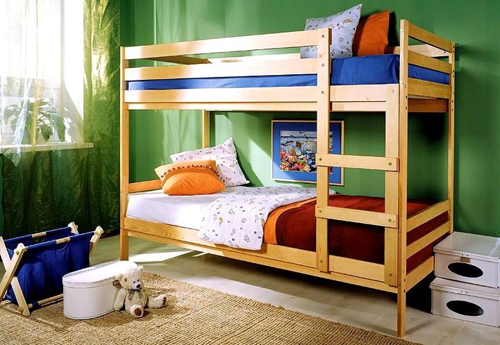 Кровать двухэтажная 2