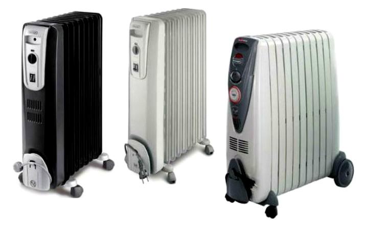 Масляные радиаторы отопления (2)