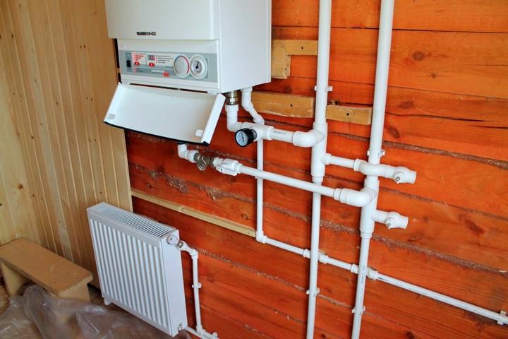 Схемы отопления электрокотлами