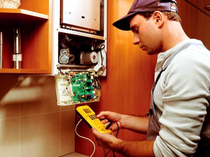Электрический котел для отопления частного дома 3