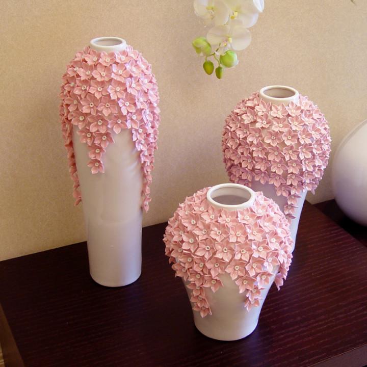 Как оформить вазу своими руками из подручных материалов 78