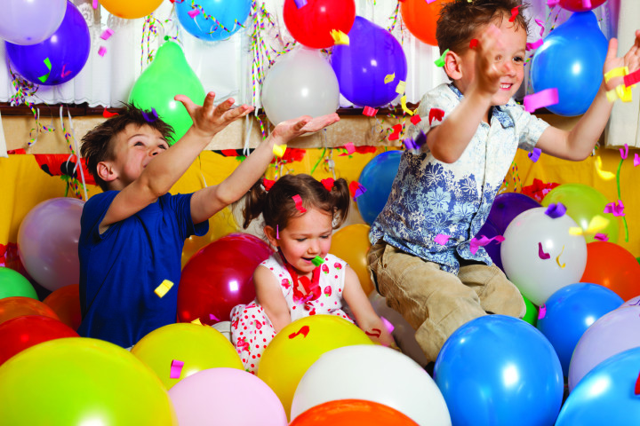 конкурсы на детский праздник