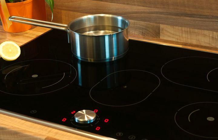 Удобная индукционная плита