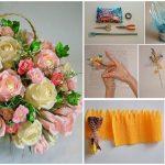 Фото 77: Сладкие букеты роз из конфет