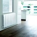 Фото 26: Алюминиевые радиаторы в интерьере (5)