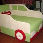 Фото 22: Детский диван-кровать с бортиками (4)