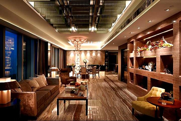 Дизайн элитных квартир (7)