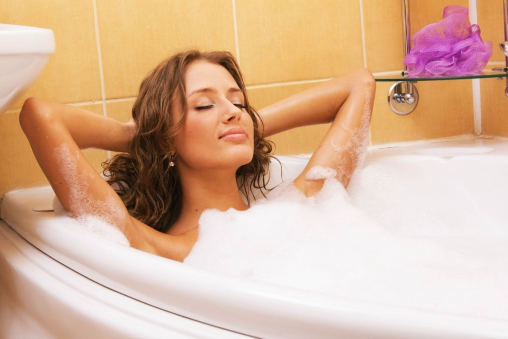 Добавение кипрея в ванну