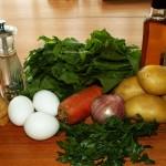 Фото 23: Ингредиенты для приготовления борща
