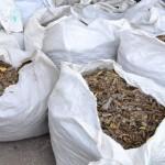 Фото 11: Кора крушины в мешках