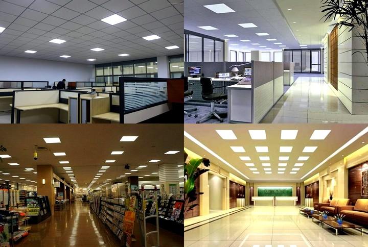 Офисные светильники армстронг