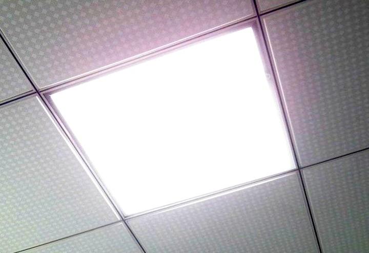 Светильники для потолка Армстронг (2)