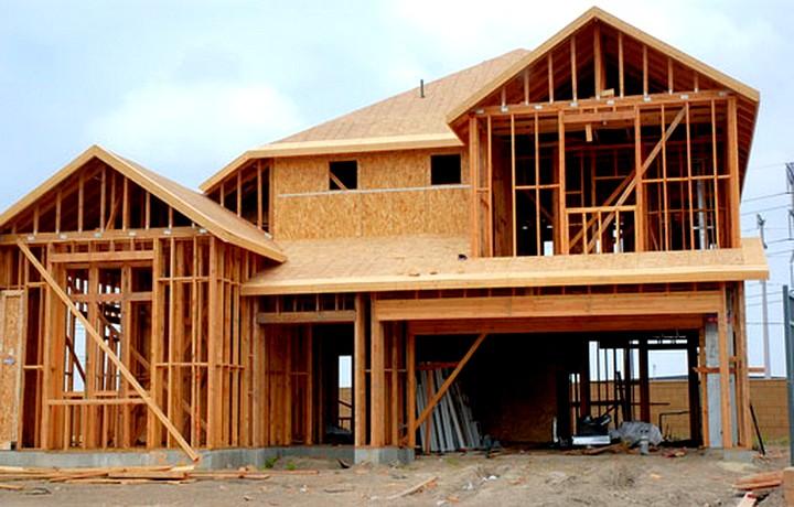Фото 19: Строительство домов из бруса (5)