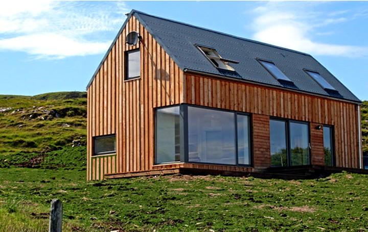 Фото 21: Строительство домов из бруса (8)
