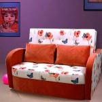 Фото 5: детские диваны с бортиками (5)