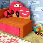 Фото 7: детские диваны с бортиками (8)